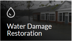 water damage restoration in Michigan