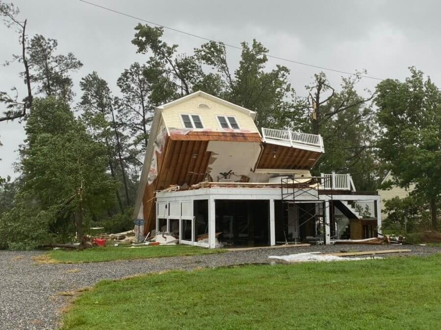 Storm Damage Restoration   1