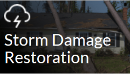 storm damage restoration in Michigan